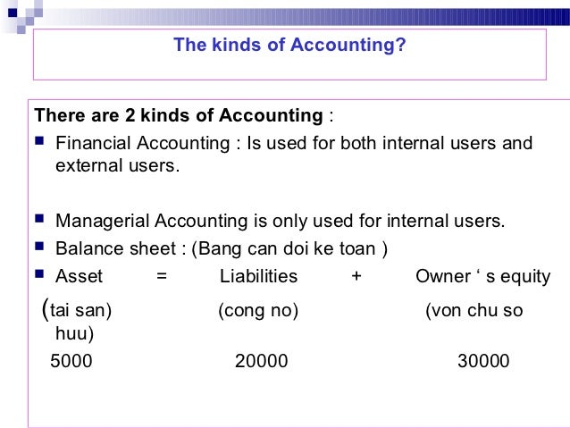 My Career Choice in Accounting