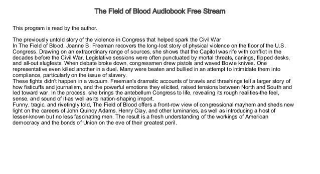 Book Of Blood Stream