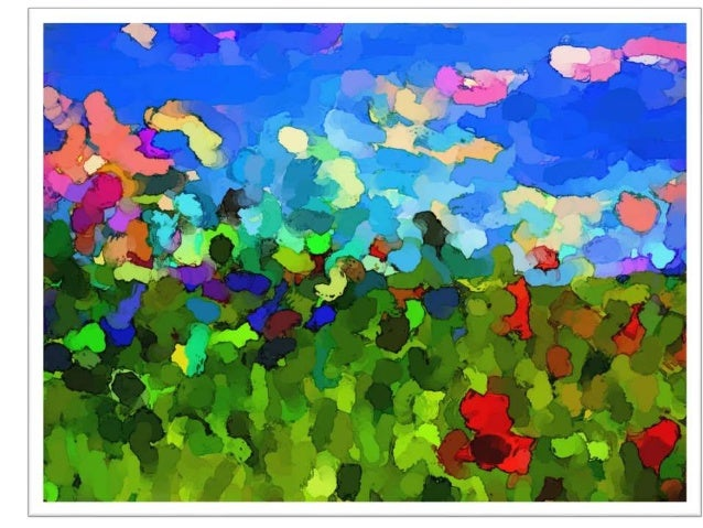 La peinture The Fields Of Love dans  votre maison serait?
