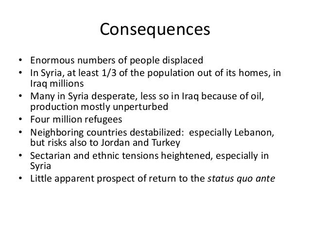 Syria regional refugees now total about 4 million, IDPs 7-8 million
