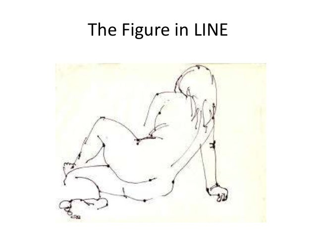 The Figure in LINE