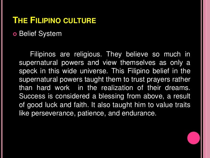 basic filipino culture affects work The case of the filipino nurses cultural effects of migration cultural (rodis 2013) during the 1970s, the us and other industrialized countries experienced nursing shortages, as more work opportunities the migration of the nurses has positive economic effects in the philippines.