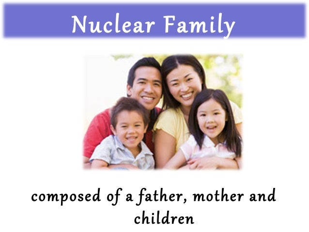 nuclear family images