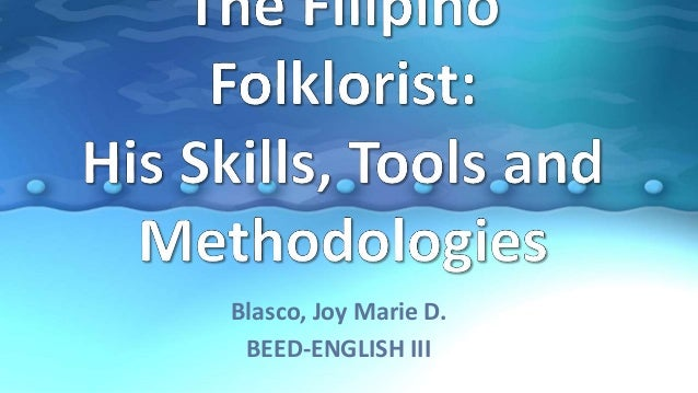 Blasco, Joy Marie D. BEED-ENGLISH III