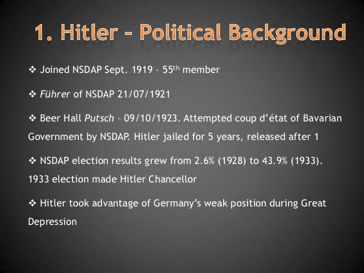 """hitler and dap essay This was a card that officially made him the fifty-fifth general member and seventh committee member of the dap""""  """"adolf hitler flew again to nuremberg to ."""