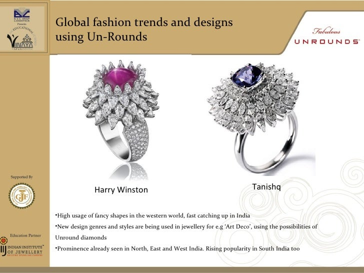Innovation through diamond shapes