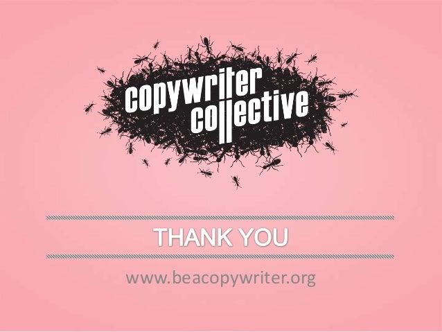how to become a financial copywriter