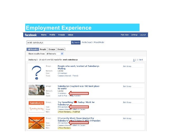 A Connected Employer Brand                     Everyone                     Else           Employees              Alumni  ...