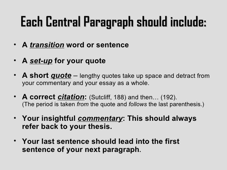 how to set up a five paragraph essay The introductory paragraph generally consists of three to five sentences  you can easily set up an introductory paragraph  how to write a five paragraph essay.