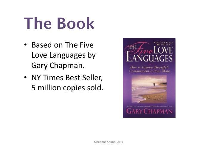 The Five Love Languages Slide 2