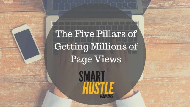 The Five Pillars of Pageviews
