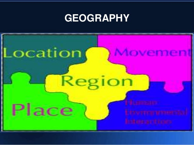 the five themes of geography After watching this video, you will be able to explain what geography is and describe the five key themes that make up geography a short quiz will.