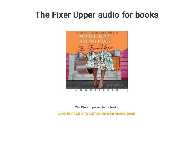 the fixer upper andrews mary kay