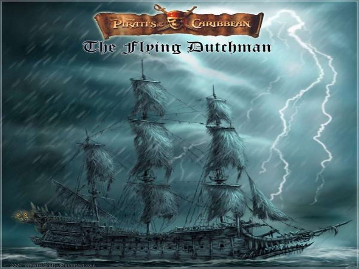 Resultado de imagen de the flying dutchman