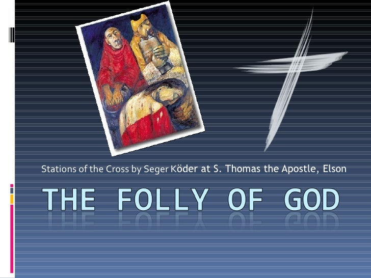Stations of the Cross by Seger K öder at S. Thomas the Apostle, Elson