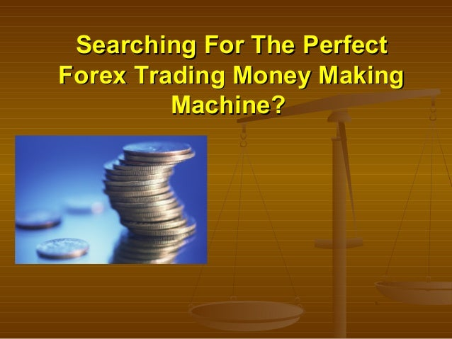 What is money trading