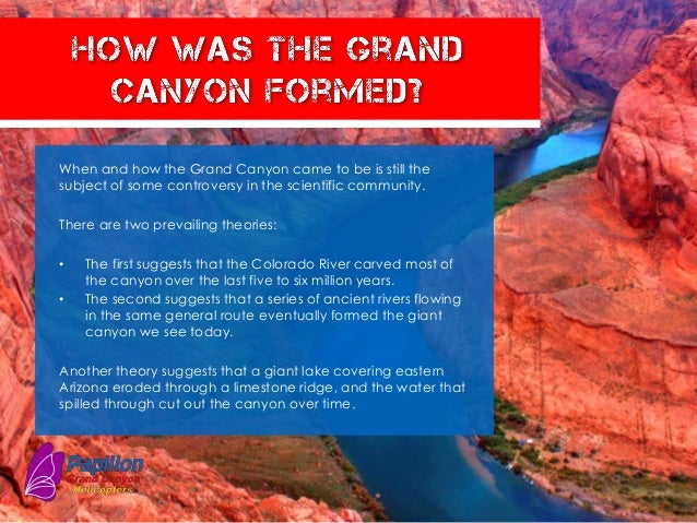 the formation of the grand canyon: a geological marvel