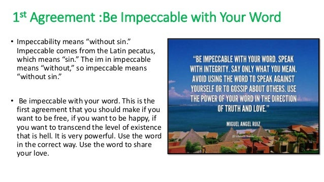 Don Miguel Ruiz The Four Agreements A Better Way To Improve Communi