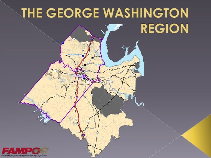 THE GEORGE WASHINGTON REGION<br />