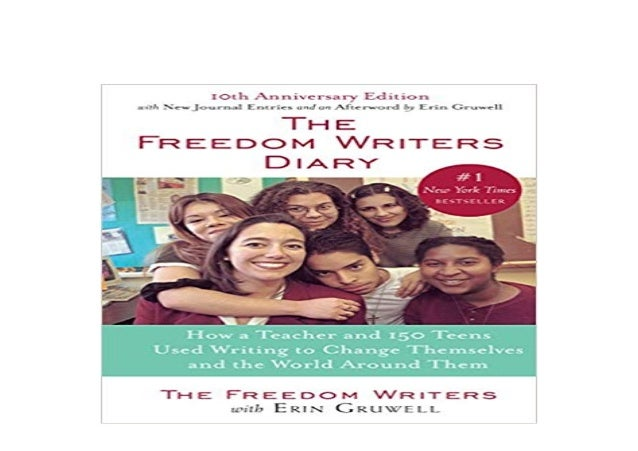 pdf writers book the diary freedom