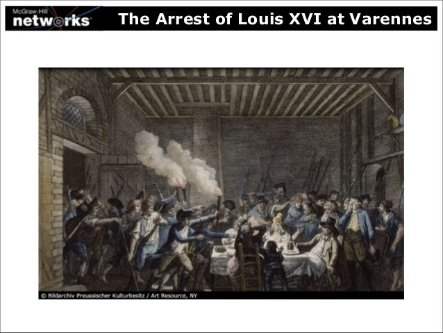 could king louis xvi have prevented Who was responsible for the french revolution ask this question of someone with a rudimentary understanding of history and chances are they would name the king, louis xvi (1754-1793) like many other old regime monarchs, louis and his wife marie antoinette have shouldered much of the blame for.