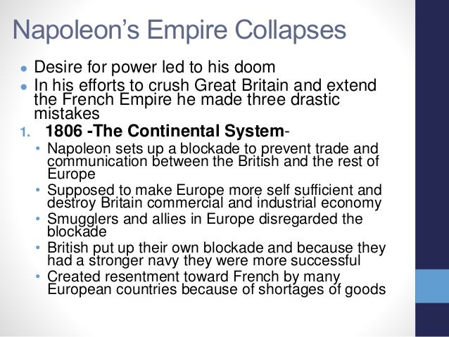 napoleons empire collapses 3 in june 1812, invaded russia with his grand army 4 entered moscow on september 14, 1812, and stayed in the ruined city for five weeks.