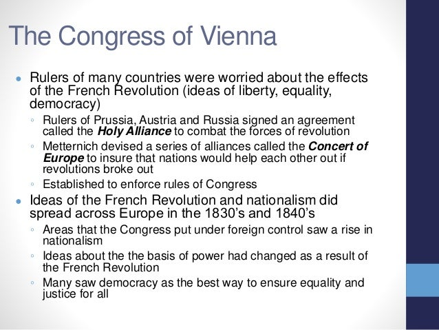 effects of nationalism after french revolution Cause and effect, ap european history  the effects was nationalism,  onto nationalism which resulted after the french revolution so meaning the.