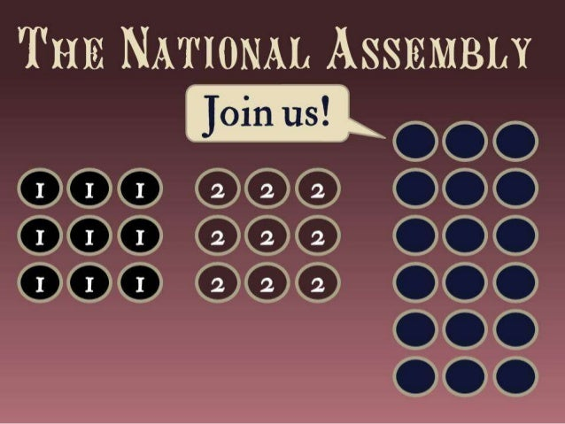 TEE TEMMIS   C0UB'1'0A'1'M                      S:  The National Assembly pledged not to adjourn until they had adopted a ...