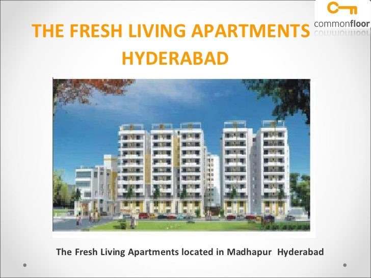 The Fresh Living Apartments Hyderabad