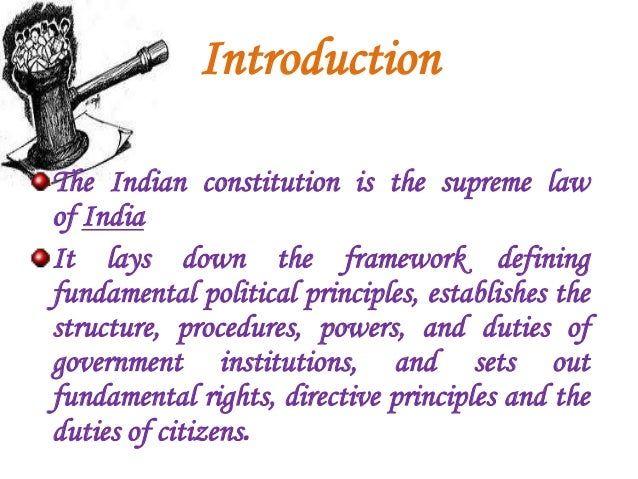 fundamental rights and duties of india I think everybody is aware of the fundamental rights and duties offered by our constitution however, what is extra in this article is the importance of the value education taught in the schools.