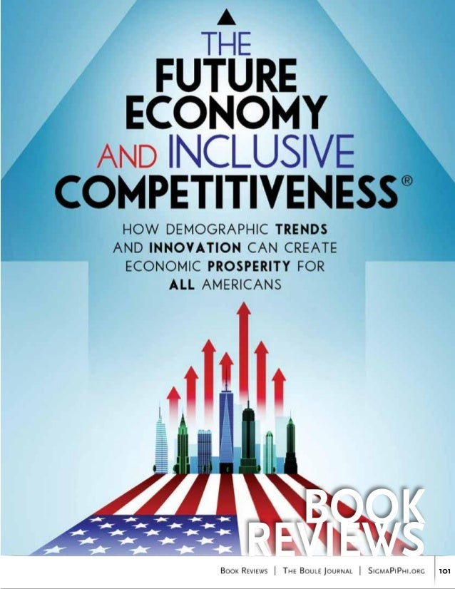 Book Review: The Future Economy and Inclusive Competitiveness