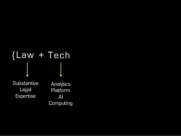 """Innovation in the Legal Services Industry - """"The Future is Already Here, It is Just Not Evenly Distributed"""" (Slides by Pro..."""