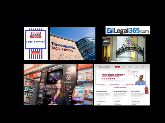 Chapter V : The Legal Tech Industry