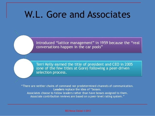 wl gore associate (march 1, 2018) – w l gore & associates today announced that jason field,  global sales and marketing leader for gore medical products.