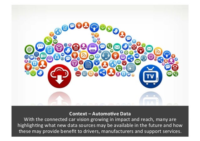 Updated - The Future of Automotive Data 25 07 16 Slide 3