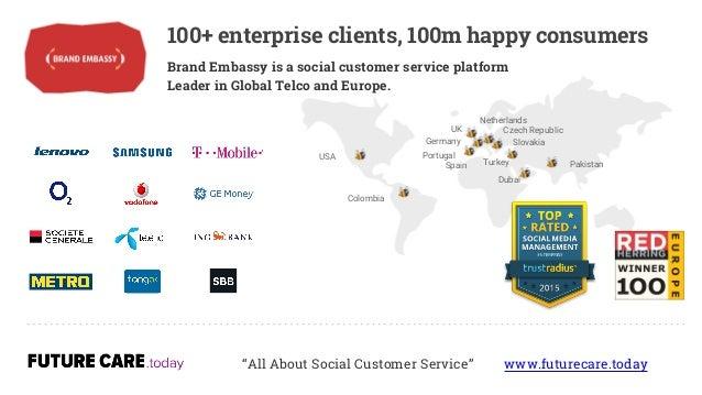 The Future of Customer Service (Social Customer Care)