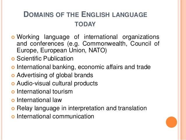english as a global language pdf