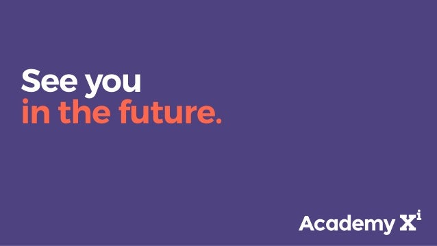 Team Training with Academy Xi The path to success Understanding your needs is central to our approach. 1. Initial assessme...