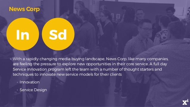 We're gaining a great reputation in Sydney and Melbourne for creating, hosting and presenting events designed to elevate t...