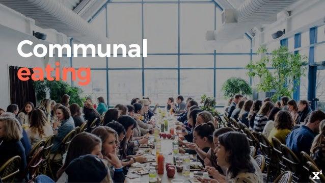 Communal eating