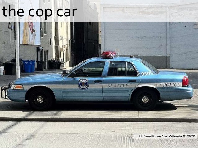 The future of experience design mima 2012 13 the cop car fandeluxe Choice Image