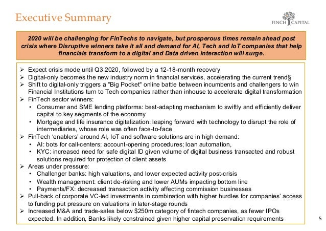 Executive Summary 5 Ø Expect crisis mode until Q3 2020, followed by a 12-18-month recovery Ø Digital-only becomes the new ...