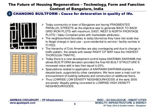 Housing regeneration and renewal essay