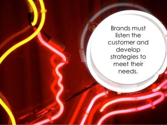 1. Great Brand Experience    2. Clear & consistent positioning3. Dynamism and Innovation    4. Authenticity