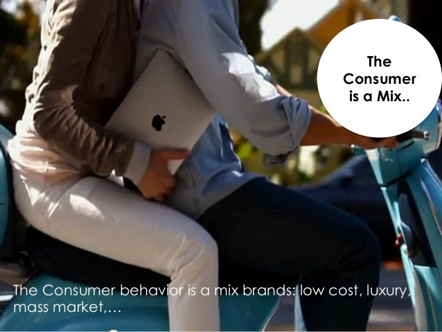 """Advertising,  quality andprice no longer have positive """"relationship""""with the brand."""