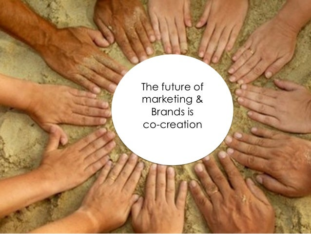 The Future of Marketing & Brands