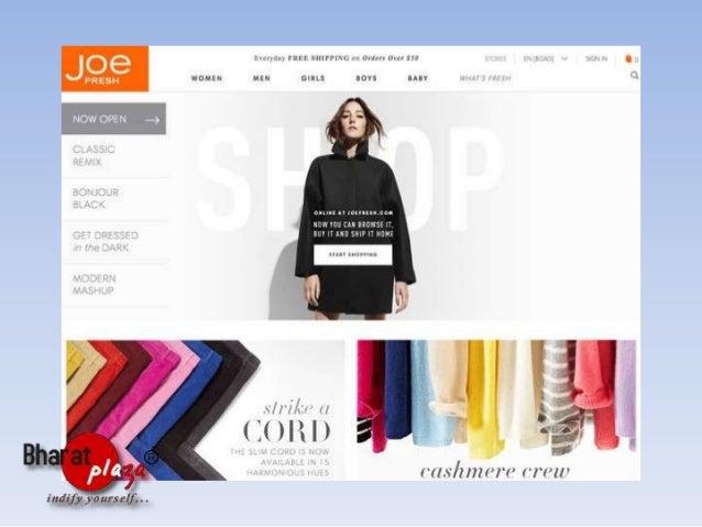 Most Fashionable Clothing Websites India