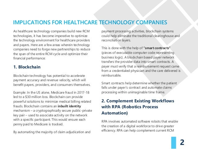 financial environment of healthcare organizations