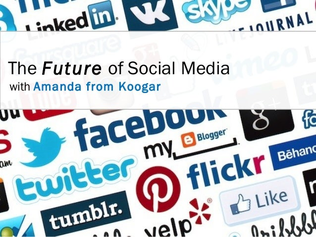 The Future of Social Media with Amanda from Koogar