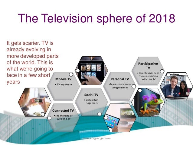 The future of television and where the caribbean should be now Slide 3
